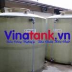bồn chứa axit, bon chua axit, bồn composite chứa axit, bồn frp chứa axit